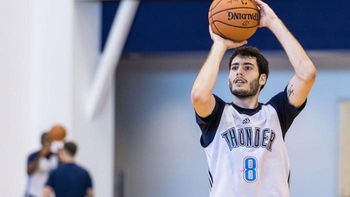 Abrines salta a la NBA para jugar en los Thunder
