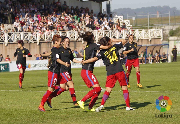El Atlético superó al Athletic