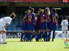 Liga Iberdrola: El Valencia venció al Athletic y el Barça goleó para seguir líder