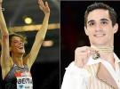 Javier Fernández y Ruth Beitia lideran los Premios Nacionales del Deporte de 2015