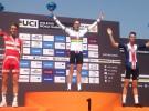Mundiales de ciclismo 2016: jornada de oro para Estados Unidos gracias a McNulty y Neben