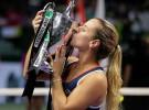 Masters femenino de Singapur 2016: Cibulkova sorpresiva campeona