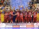 ElPozo Murcia gana la Supercopa de España de fútbol sala de 2016