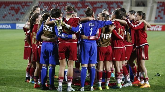 España terminó el Mundial sub 17 en tercera posición