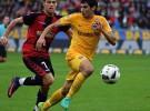 Jesús Vallejo asombra en Frankfurt y la Bundesliga