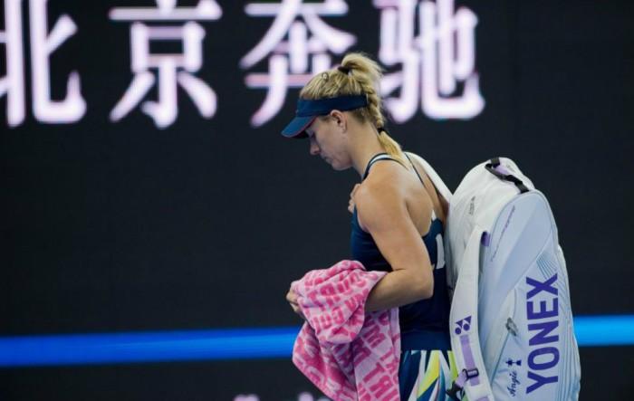 Kerber cae en Beijing