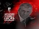 Lucas Alcaraz inicia su tercera etapa en el Granada