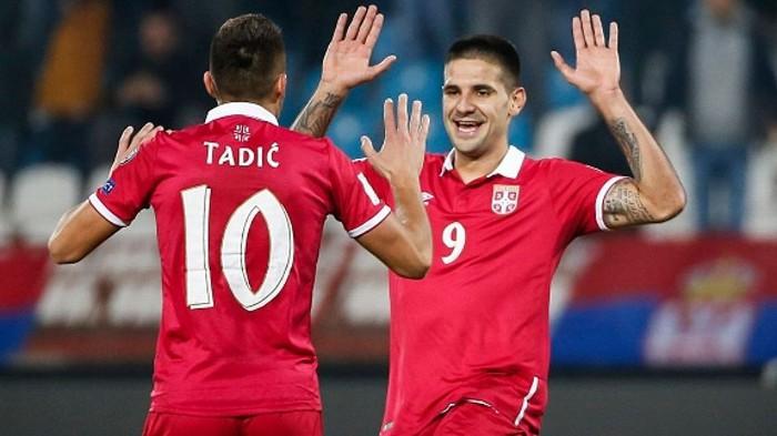 Serbia ganó a Austria y se coloca como líder de su grupo
