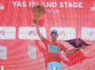 Tanel Kangert cierra la temporada ciclista 2016 ganando el Abu Dhabi Tour
