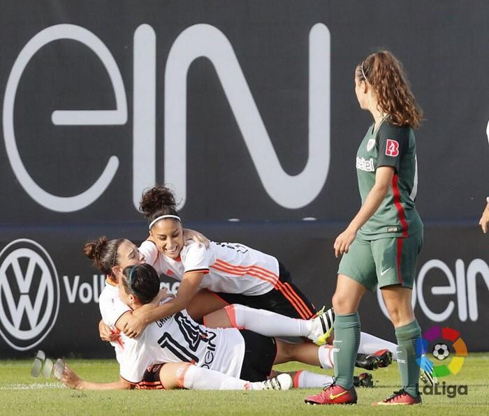 El Valencia venció al Athletic
