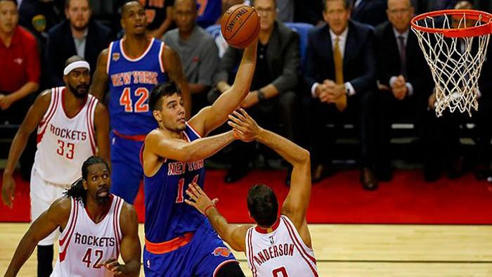 Willy Hernangómez vivirá su año rookie en los Knicks