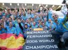 Tal día como hoy… Fernando Alonso se proclamaba bicampeón del mundo en  2006