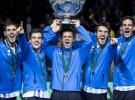 Final Copa Davis 2016: Argentina vence a Croacia y campeona en su quinta final