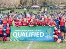 Rugby: España vence a Escocia y estará en el Mundial de Dublín