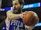 NBA: Sergio Rodríguez, entre los mejores pasadores