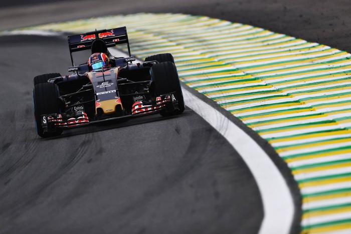 Toro Rosso en Brasil