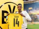 Isak, la joven perla sueca, se decanta por el Borussia Dortmund
