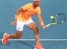 Brisbane 2017: Rafa Nadal y Raonic a cuartos, Muguruza a semifinales