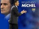 Míchel es el nuevo entrenador del Málaga