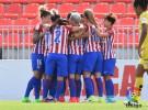 Liga Iberdrola: Barça y Atlético golean para seguir en lo alto de la tabla