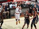 NBA Playoffs 2017: los Cavs, el primer equipo en pasar a la segunda ronda