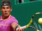 Masters de Montecarlo 2017: Rafa Nadal y Pablo Carreño a octavos, eliminados Bautista y López