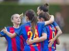 Liga Iberdrola: El Barça endosa al Oiartzun la goleada de la temporada para seguir líder