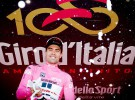 Giro de Italia 2017: el holandés Dumoulin manda tras la segunda semana