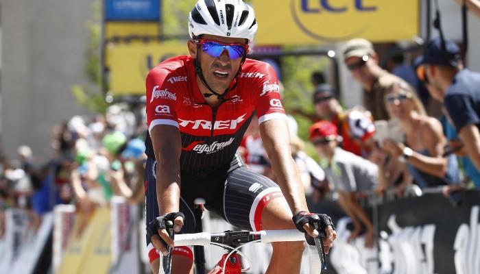 Contador no ha logrado una victoria en 2017