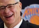 NBA: Phil Jackson, despedido de los Knicks