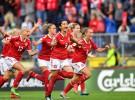 Eurocopa femenina 2017: Holanda y Dinamarca jugarán la final