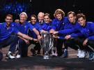 Europa gana la primera edición de la Laver Cup, la Ryder Cup del tenis