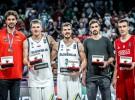 Eurobasket 2017: Goran Dragic MVP, Pau Gasol en el quinteto ideal