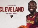 NBA: Wade vuelve junto a LeBron en Cleveland