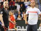 Agassi: «Federer es favorito sobre Rafa Nadal en Londres»