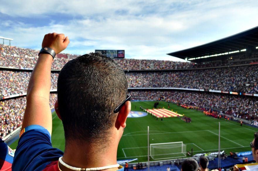 Camp Nou Publico