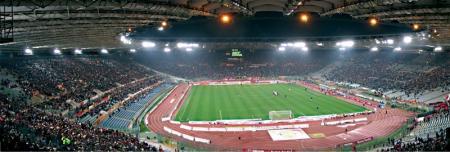 El Roma-Real Madrid camino del récord de recaudación en el Olímpico romano