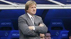 Schuster se negó a opinar de Iturralde y abandonó la sala de prensa