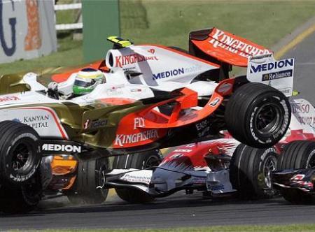 Arranca la F1 en Australia