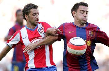 Barcelona contra Atletico de Madrid