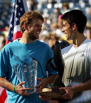 Djokovic se impone a Fish en la final de Indian Wells