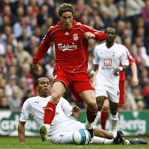 Torres sigue marcando goles en la Premier