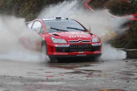 Loeb vence en el Rally de Argentina
