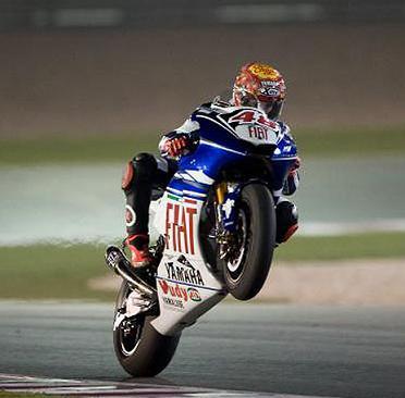 Jorge Lorenzo consigue la pole en Qatar