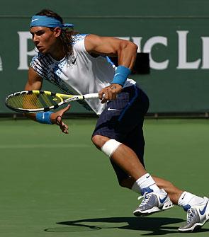 Nadal pasa a las semifinales en Indian Wells