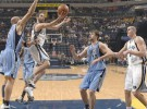 Nueva derrota de Memphis con 17 puntos de Navarro