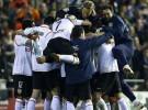 El Valencia elimina al F. C. Barcelona en semifinales de la Copa del Rey