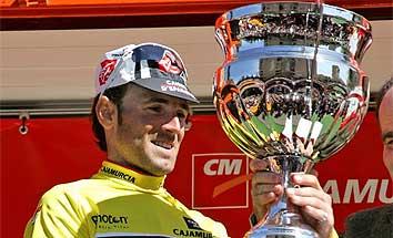 Valverde se lleva la Vuelta a Murcia