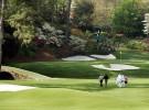 Comienza el Masters de Augusta de Golf