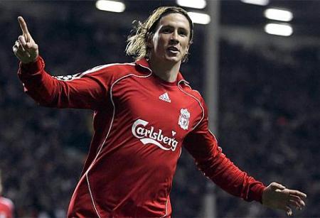 Torres volvio a marcar en el Liverpool Arsenal